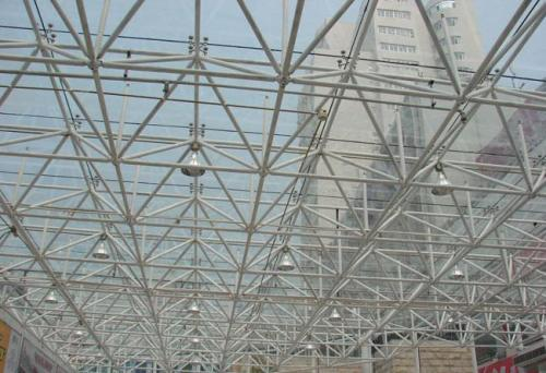 你们知道网架结构可以分为哪几种及性能特点是什么吗