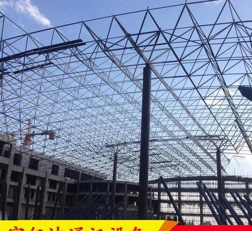 小编带你去了解下网架结构的组成和安装!你学会了吗!