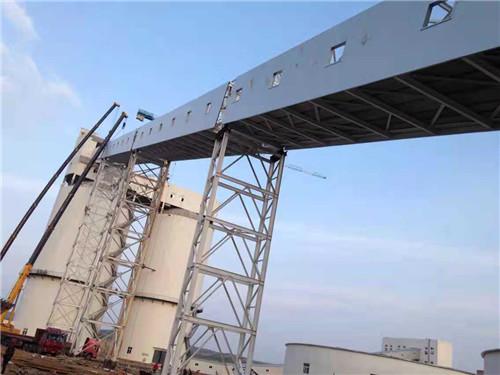 榆林国泰分享钢结构构件变形问题