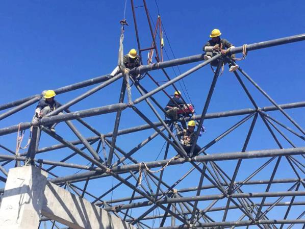 钢网架结构安装三要点,一定要注意!