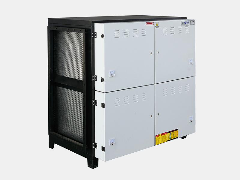 低空排放净化器