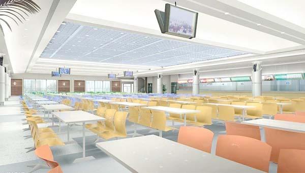 学校食堂厨房设计