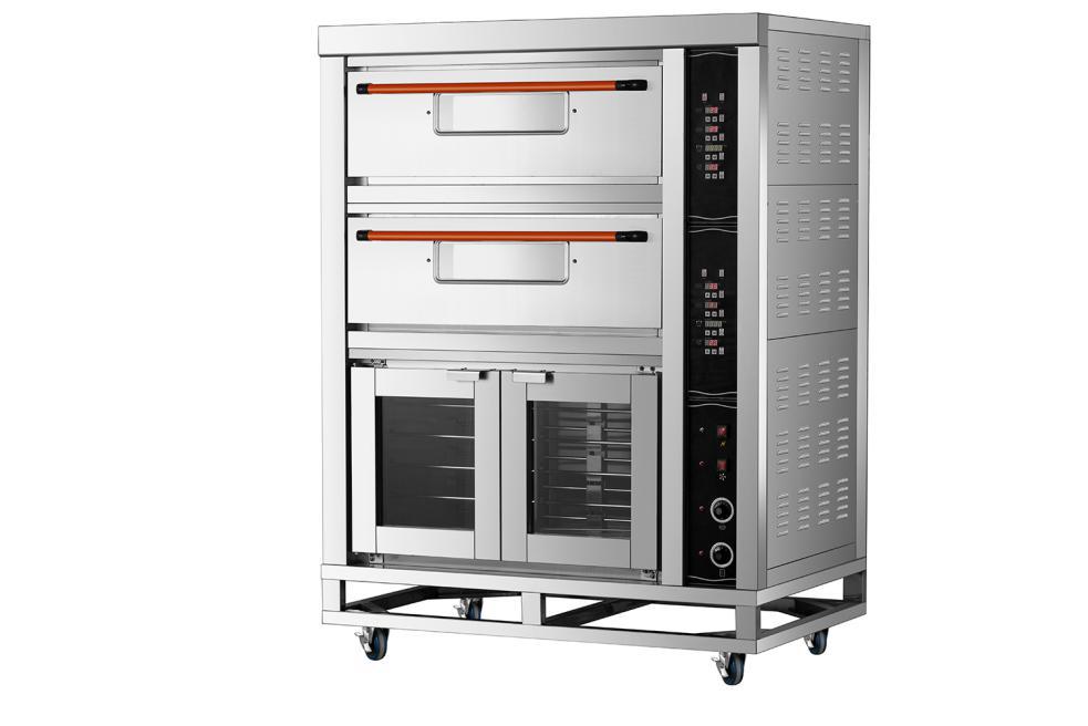 电烤箱连醒发箱