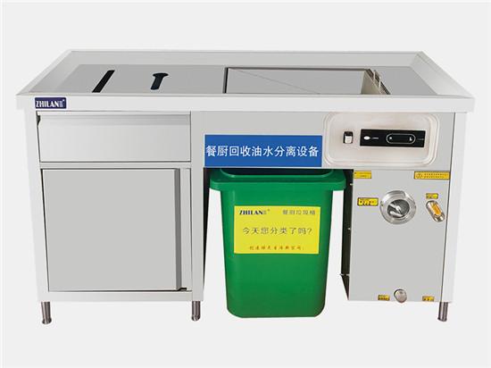 为什么越来越多的餐饮店会安装餐厨垃圾处理设备?原来是因为它的这些好处