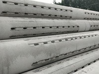 兰州钢筋混凝土井管