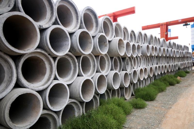 生产的水泥制品在城市建筑当中有什么作用?