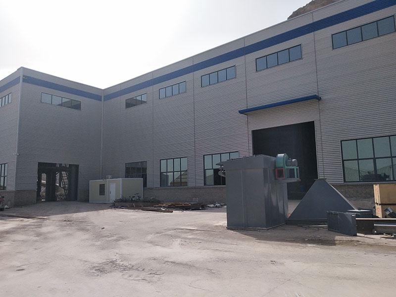 榆中圆通水泥制品厂环境