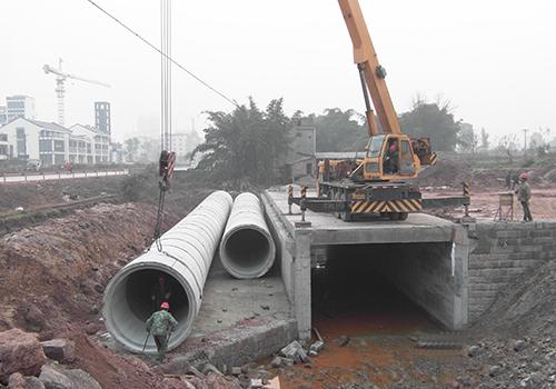 兰州西站排水工程混凝土排水管供应