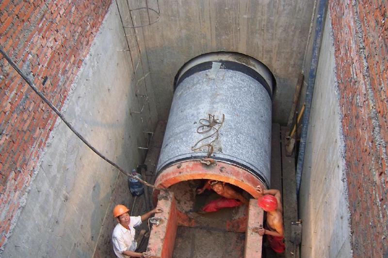 顶管施工技术对水泥管的放置有什么助力?