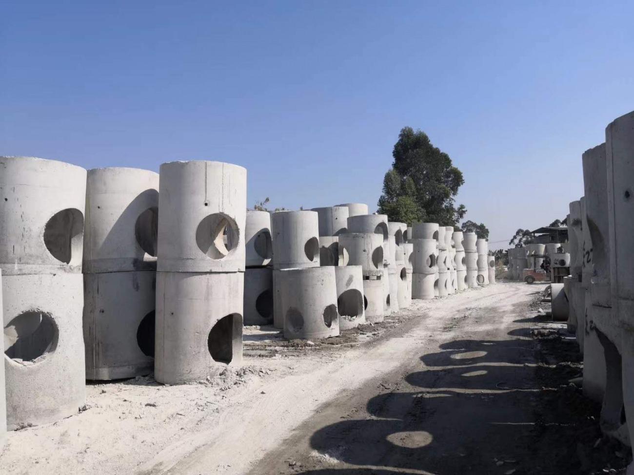 检查井这种水泥制品有什么作用?