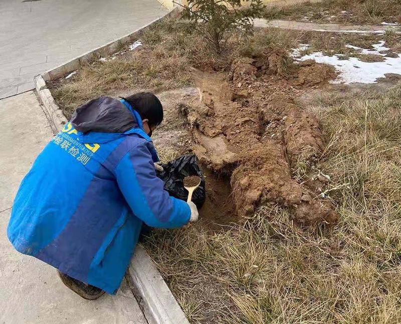 甘肃新鑫能源工程有限公司土壤检测