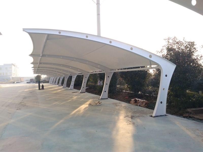 四川膜結構車棚