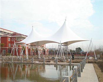 陕西景观设施膜结构