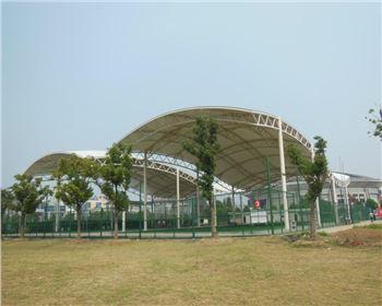 綿陽體育設施膜結構