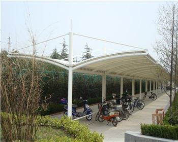 绵阳膜结构车棚