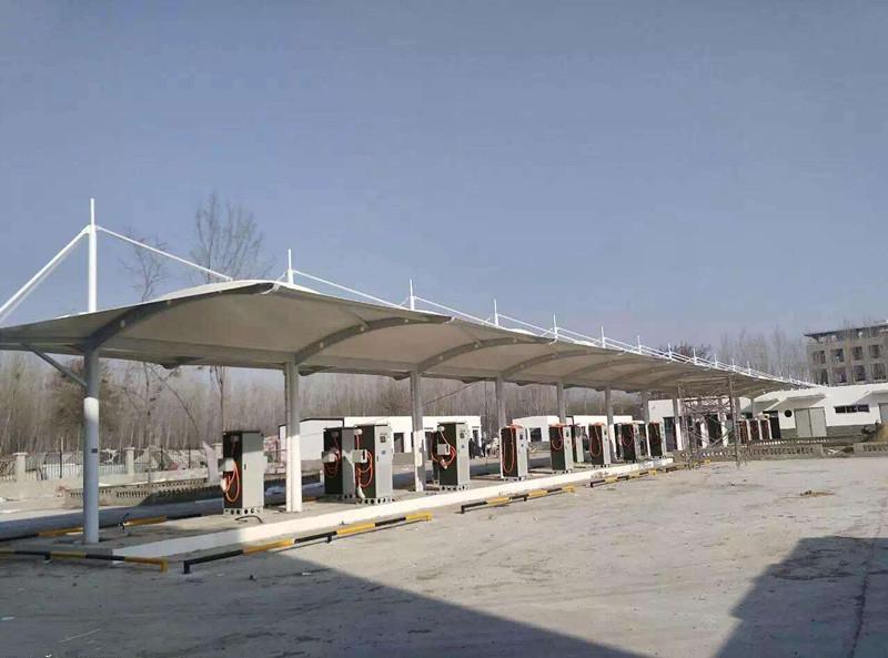泸州充电桩膜结构