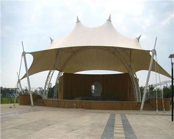 绵阳舞台膜结构