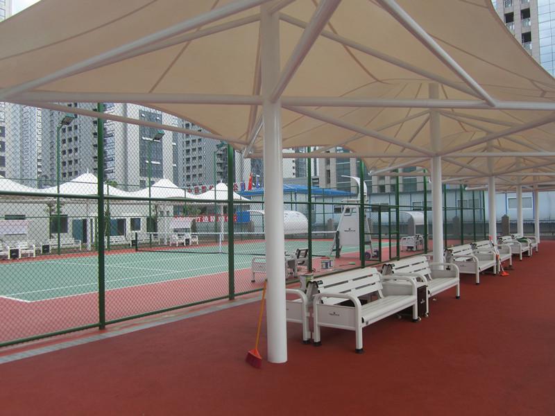 四川羽毛球,网球场膜结构