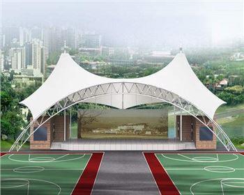 四川舞台膜结构