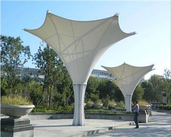 南充景观小品膜结构