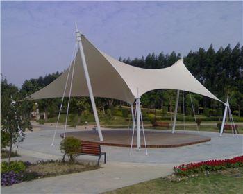 德阳景观小品膜结构