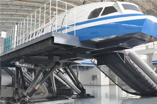 民航飞行模拟器