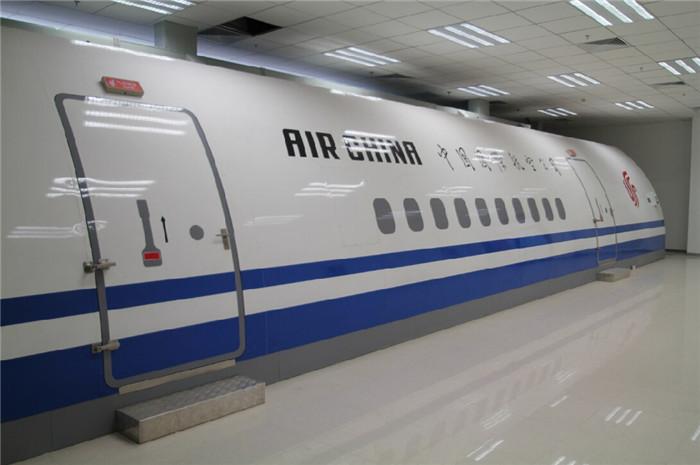 A330灭火训练舱