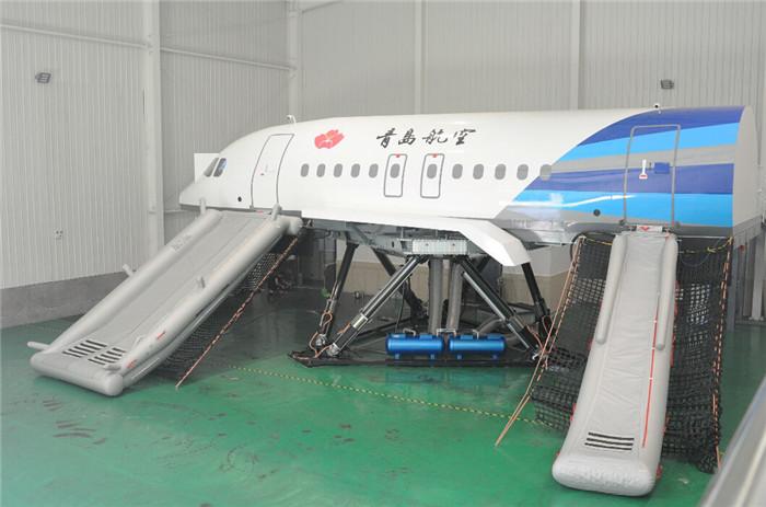 A320动态撤离训练舱