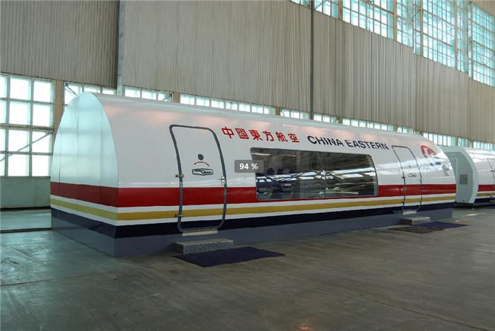 B737-800陕西灭火模拟器