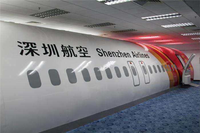 陕西客舱模拟器|A320服务训练舱