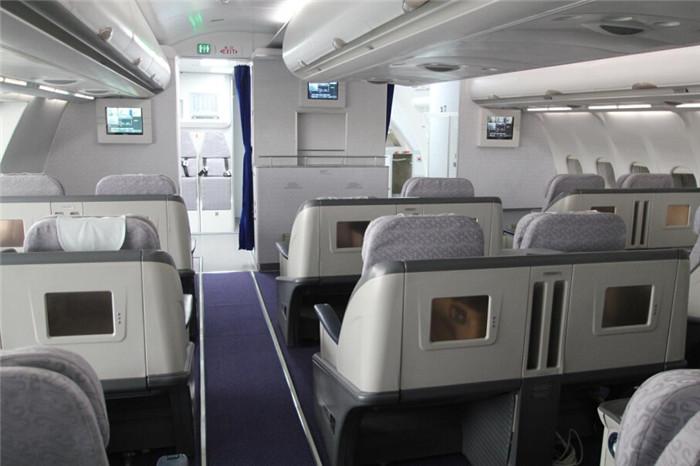 A330服务训练舱