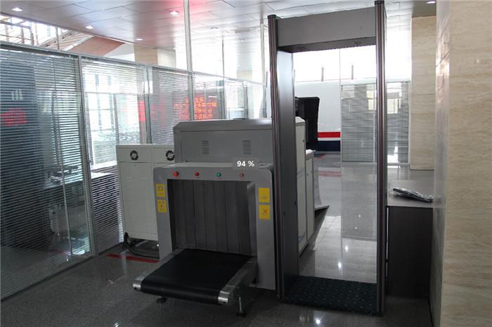机场安检模拟器