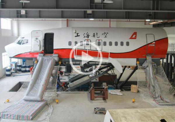 陕西飞行模拟将成为科学界的新宠儿