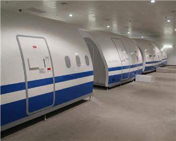 陕西飞行模拟器与真飞机失控训练