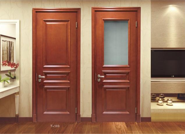 河南实木烤漆门厂家告诉您:烤漆门除油漆味的几个小技巧!
