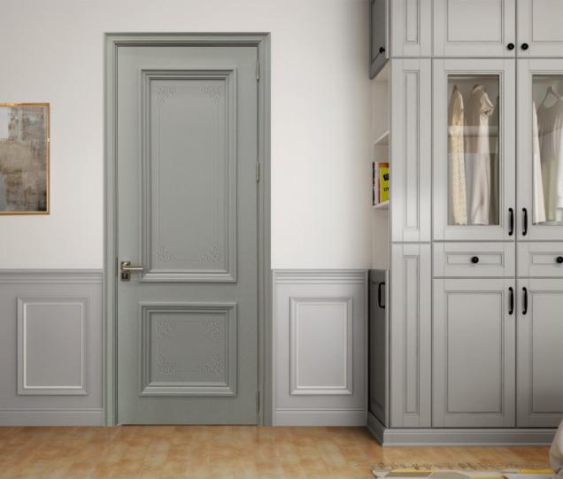 郑州室内烤漆门厂家告诉您如何分辨烤漆门?