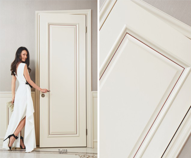 【河南实木烤漆门厂家】河南实木烤漆门还是实木免漆门,看完你就知道怎么选了