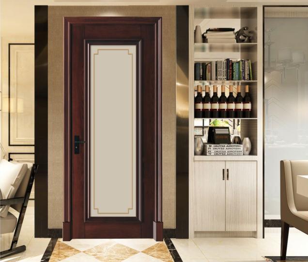 实木复合烤漆门厂家提醒您使用门时需要注意什么?