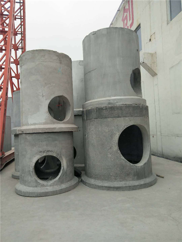 今天带大家了解下钢筋混凝土检查井生产工艺及过程控制