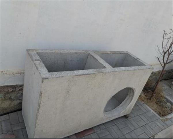 西安混凝土收水井厂家