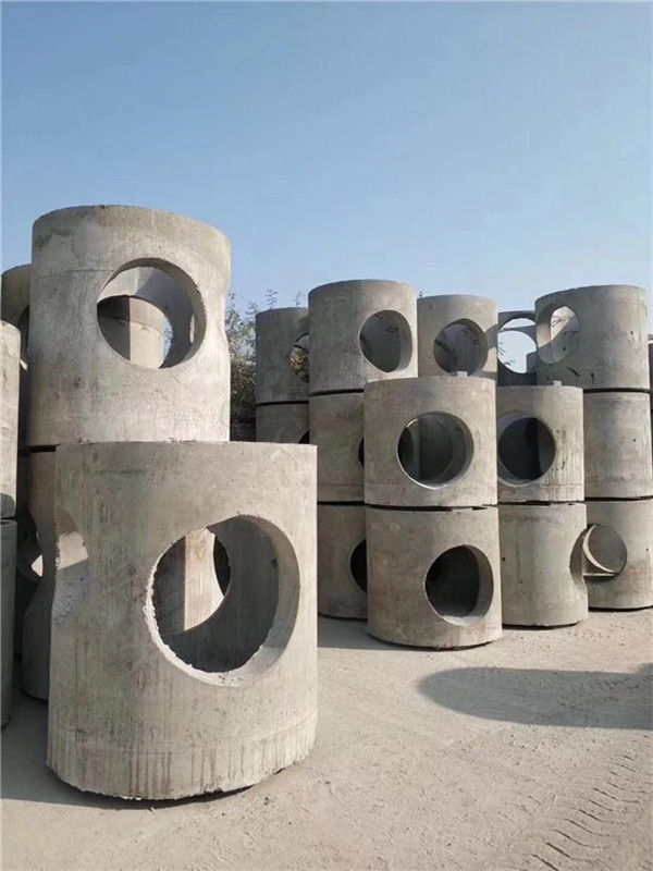 市政检查井为什么要选用钢筋混凝土检查井?你知道吗!