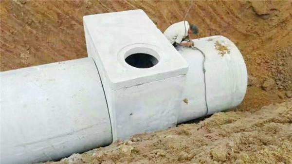 看中创恒通检查井的井筒怎么安装!你GET到了吗!