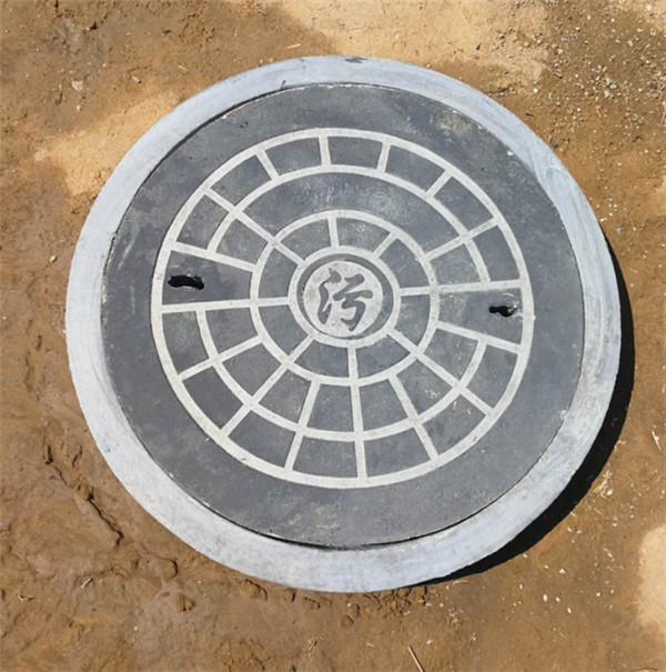 西安圆形混凝土井盖厂家