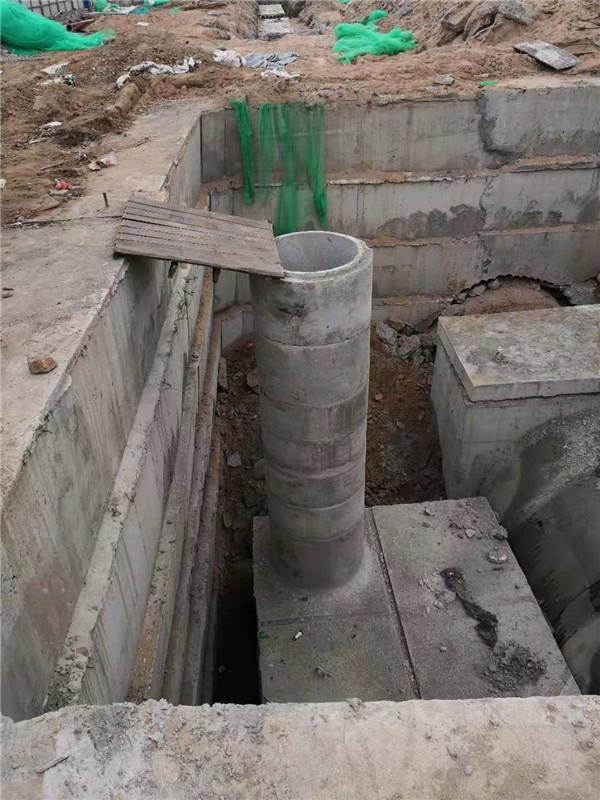 混凝土检查井井筒价格