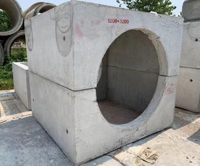 预制装配化混凝土检查井用途广泛