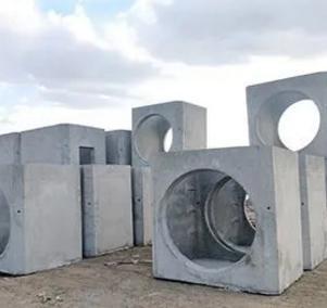 装配式预制钢筋混凝土检查井
