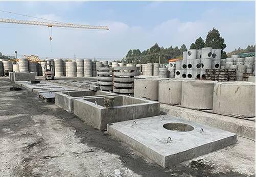 中创恒通建筑构件向你讲解市政道路检查井周围为什么要浇筑混凝土?