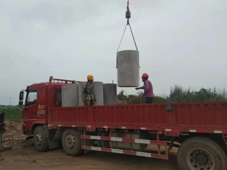 西安混凝土检查井厂家
