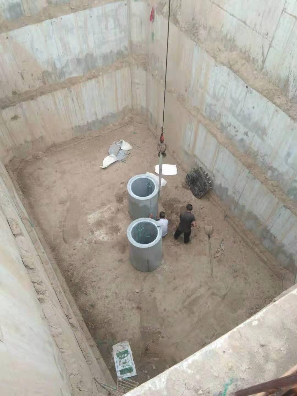 陕西创伟路桥有限公司井筒安装施工项目
