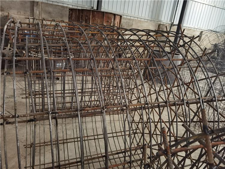 中创恒通建筑构件-钢筋加工车间
